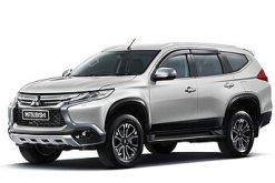 Mitsubishi Nuevo Montero Sport