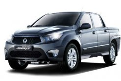 SsangYong New Actyon Sports Euro VI 2.2
