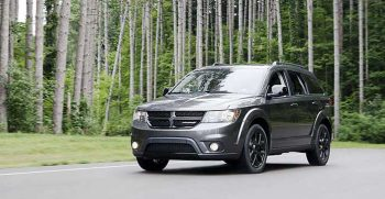 Dodge Journey Guillermo Morales