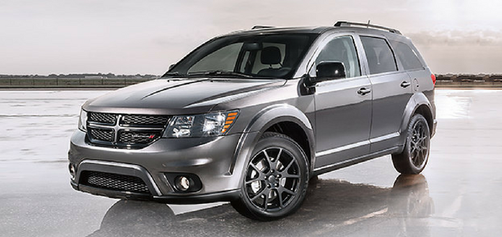 Dodge Journey crossover chile