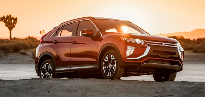 guillermo morales descubre mitsubishi eclipse cross